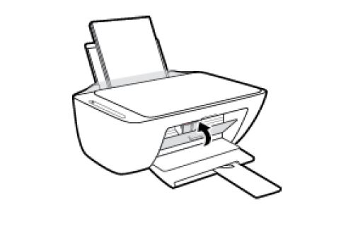 How to Replace an Empty Ink Cartridge in the HP Deskjet 2622