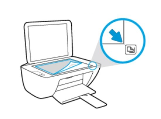 hp deskjet 2636 replace the ink cartridges 14