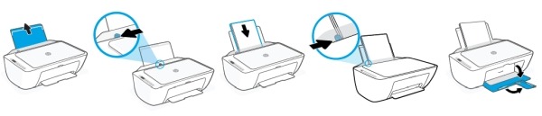 hp deskjet 2725 replace the ink cartridges 04