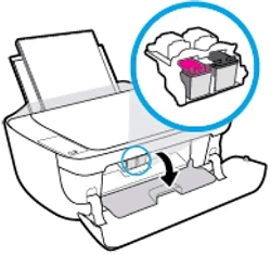 hp deskjet 3639 how to replace ink cartridges 07