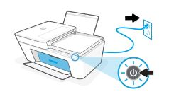 hp deskjet 4152 replace the ink cartridges 03