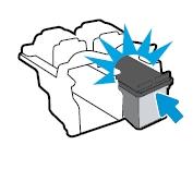 hp deskjet ink advantage 1115 printer how to replace ink cartridges 10