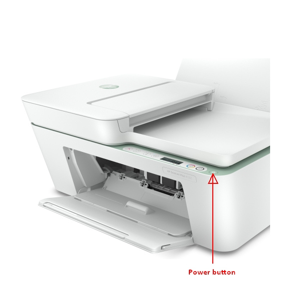 hp deskjet plus 4122 replace the ink cartridges 02