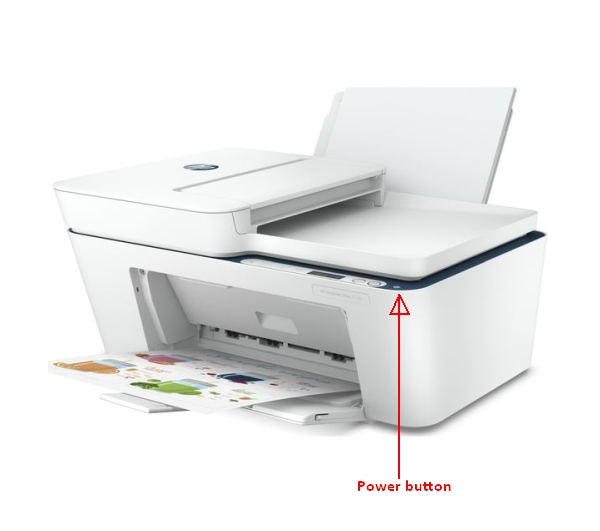 hp deskjet plus 4140 replace the ink cartridges 02