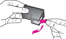 hp deskjet plus 4140 replace the ink cartridges 09