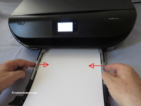 hp envy 5030 how to replace the ink cartridges 05