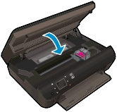 hp envy 5531 replace ink cartridges 10