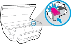 hp envy photo 7130 how to replace ink cartridges 10