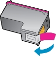 hp envy pro 6452 how to replace the ink cartridges 07