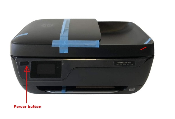 hp officejet 3836 replace the ink cartridges 02