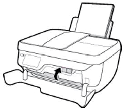 hp officejet 3836 replace the ink cartridges 13