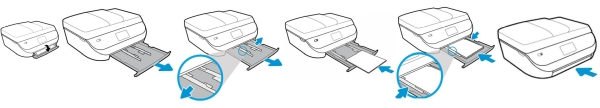 hp officejet 5222 how to replace the ink cartridges 04