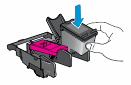 hp officejet 5264 how to replace the ink cartridges 11