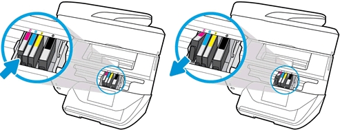 hp officejet 6954 replace ink cartridges 05