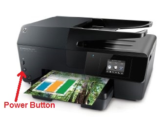how to replace an empty ink cartridge in the hp officejet pro 6835 all in one inkjet printer. Black Bedroom Furniture Sets. Home Design Ideas
