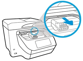 hp officejet pro 8725 how to replace ink cartridges 08