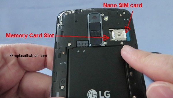LG K10 – Replacethatpart com