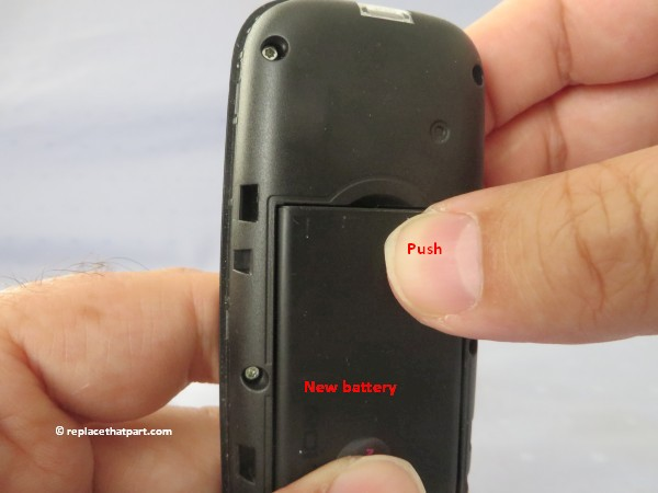nokia 105 ta 1037 how to replace the battery 12