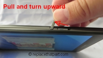remove a memory card from your samsung galaxy tab a_06